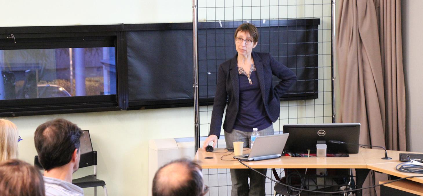 Agnes Giboreau, institut Bocuse