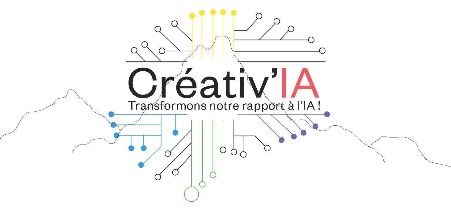 Créativ'IA : transformons notre rapport à l'IA