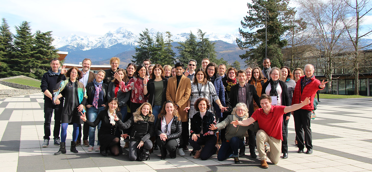 Ecole d'Hiver en Management de la Créativité 2018