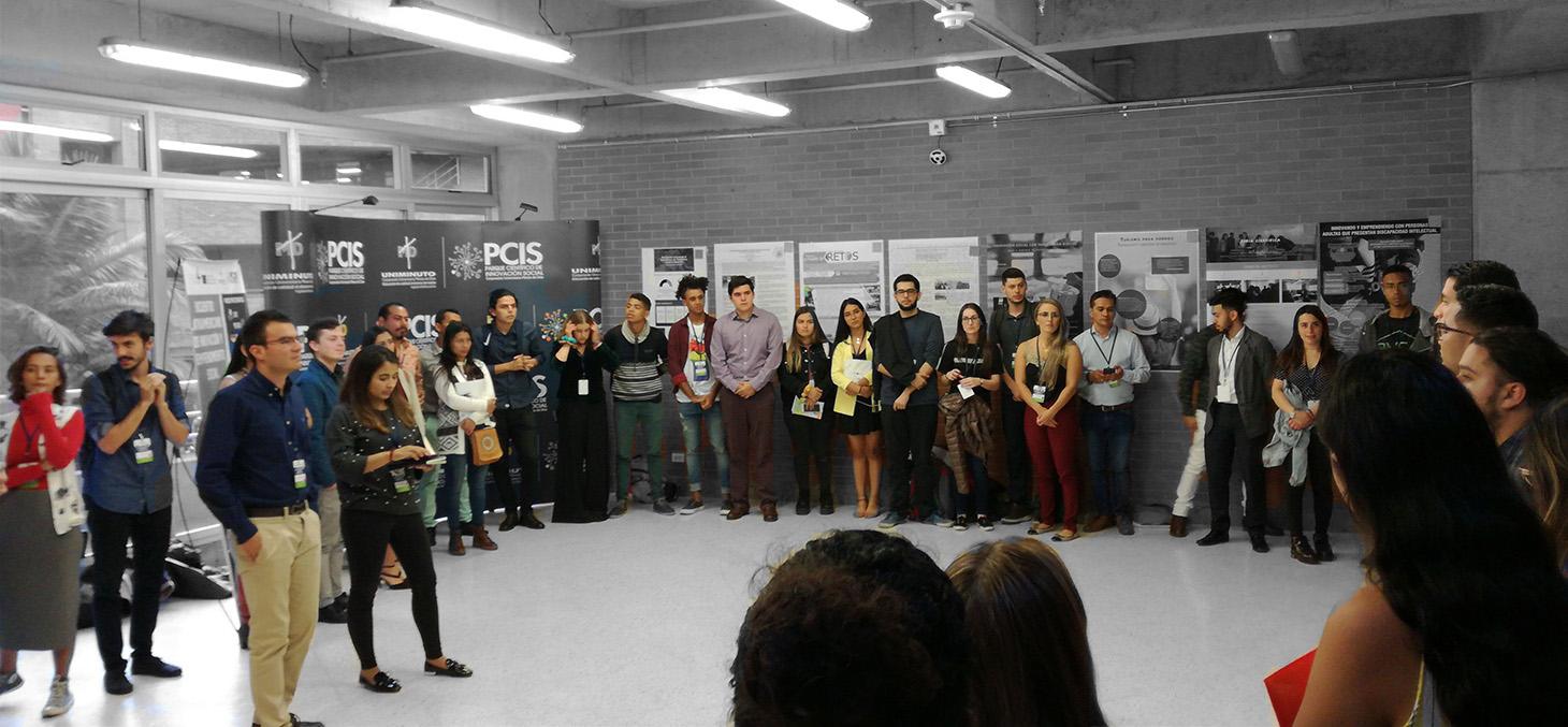 Etudiants du projet Students4Change à Bogota