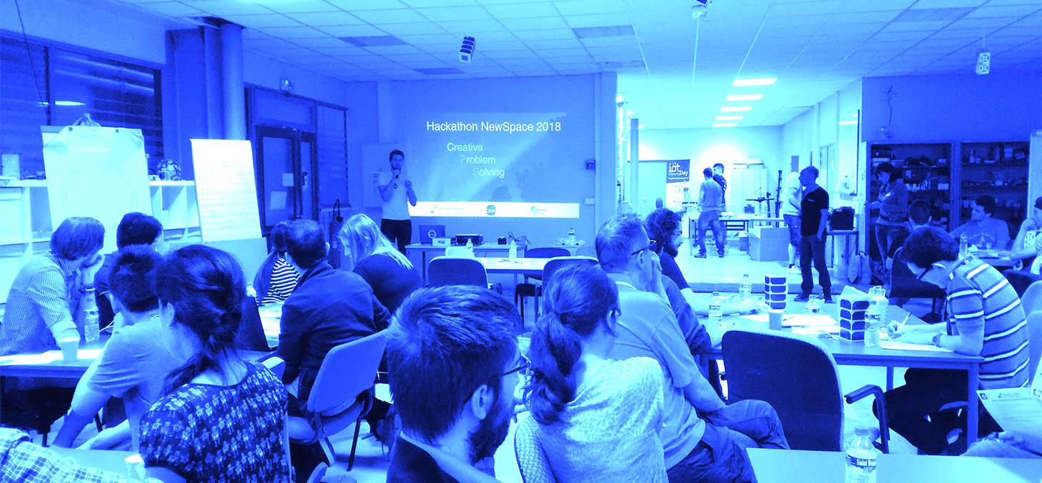 Hackathon, la méthode CPS