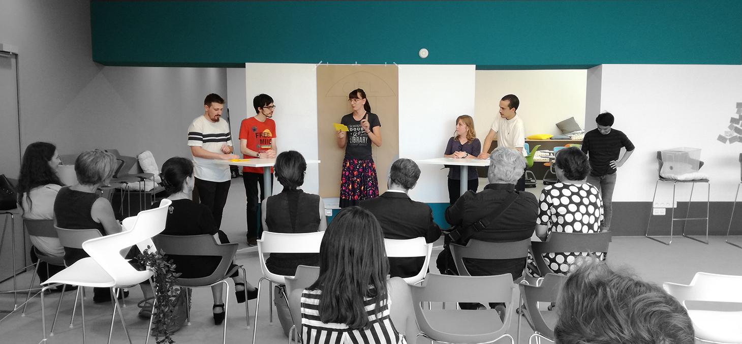 Hackathon du centre de ressources de l'ARSH - Groupe 2