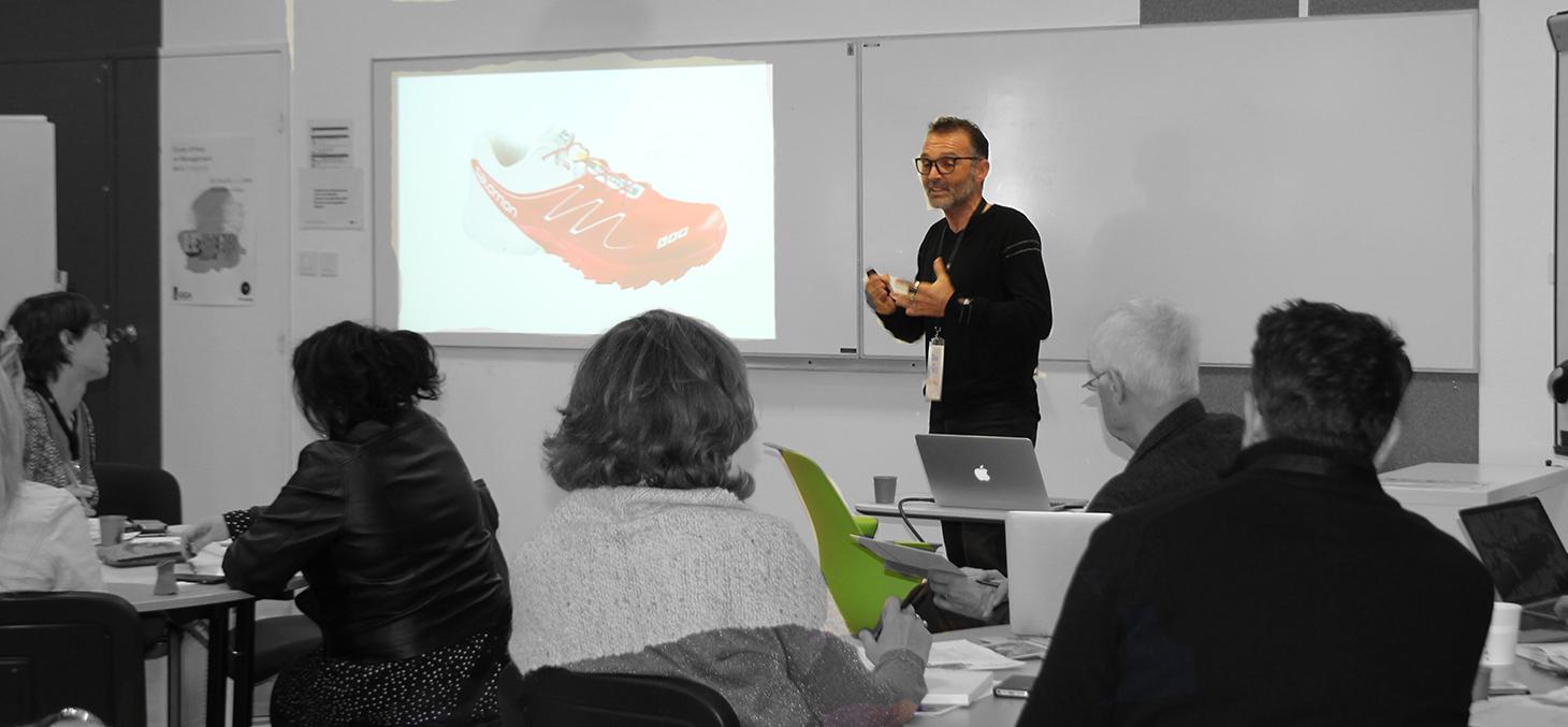 Ecole d'hiver en Management de la Créativité 2019 Jean-Yves Couput