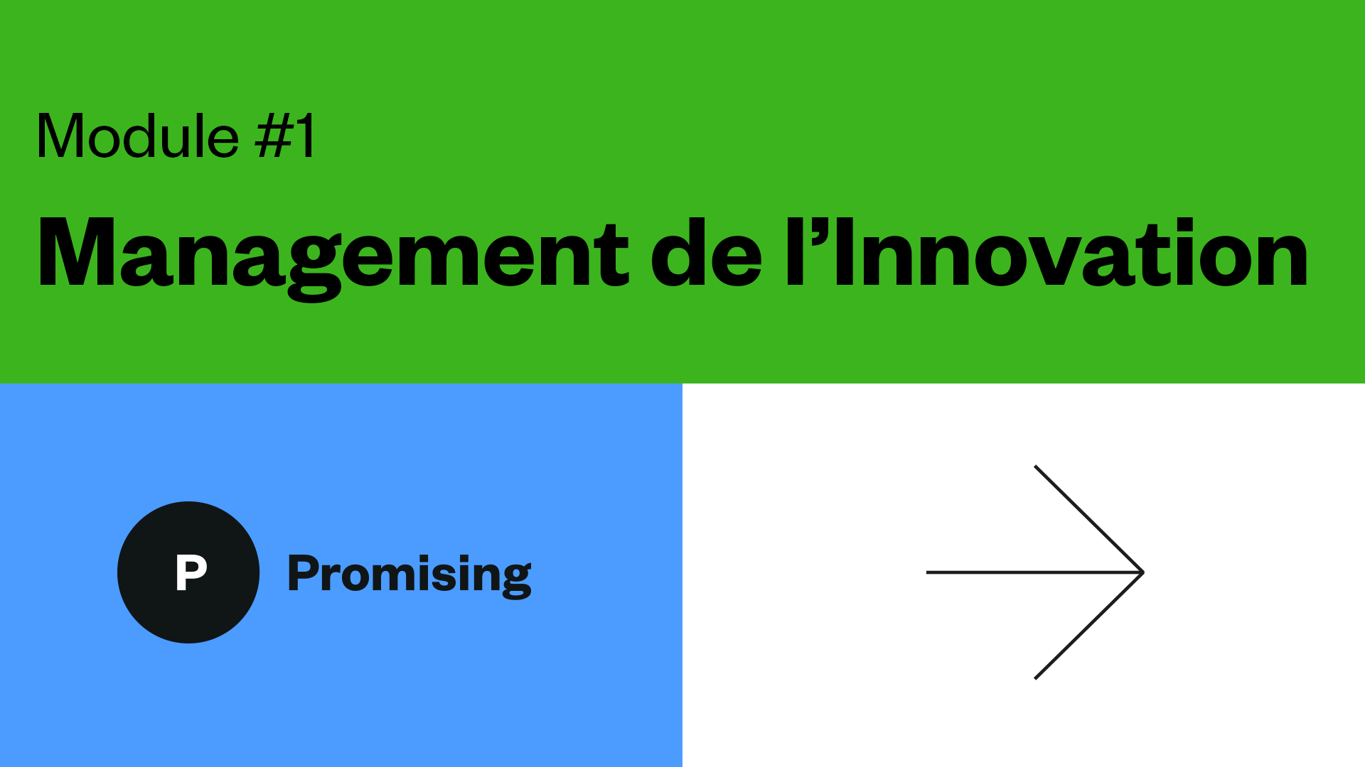MOOC Management de l'Innovation