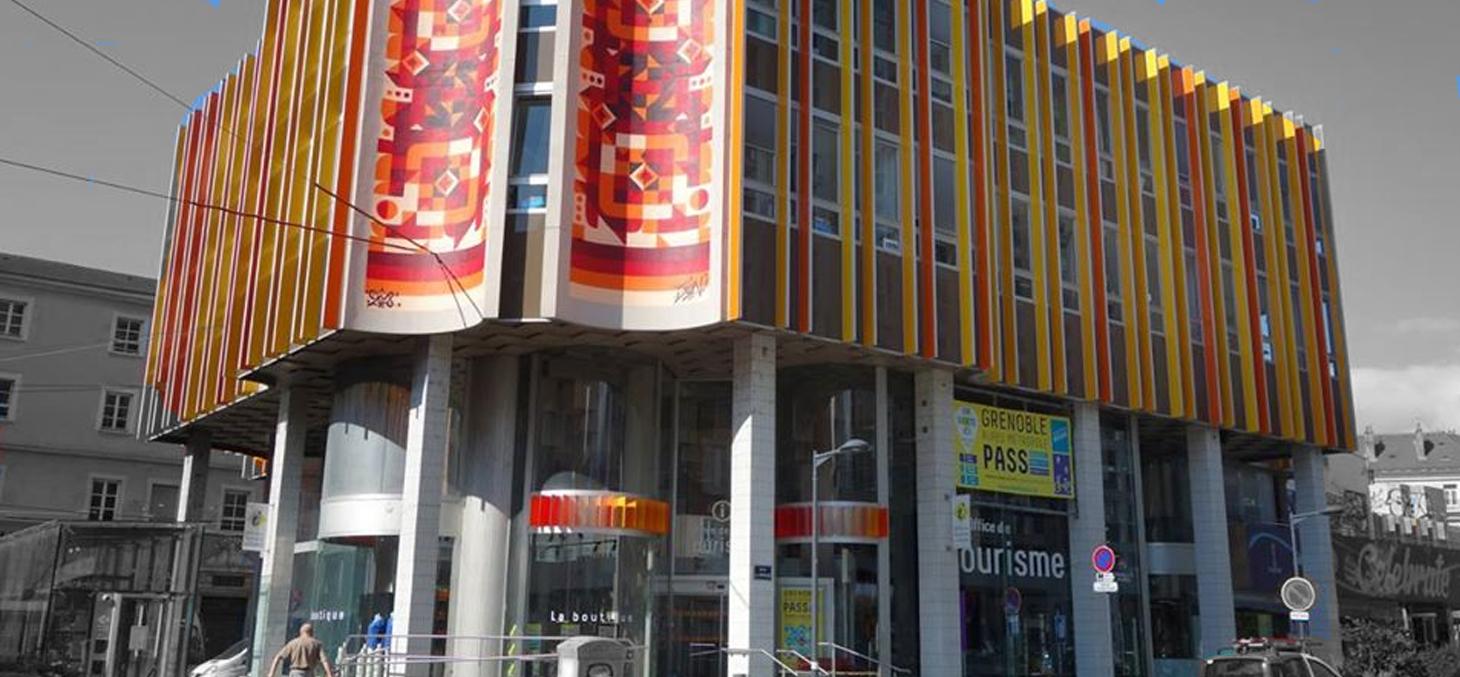 Office de Tourisme de Grenoble Alpes Métropole