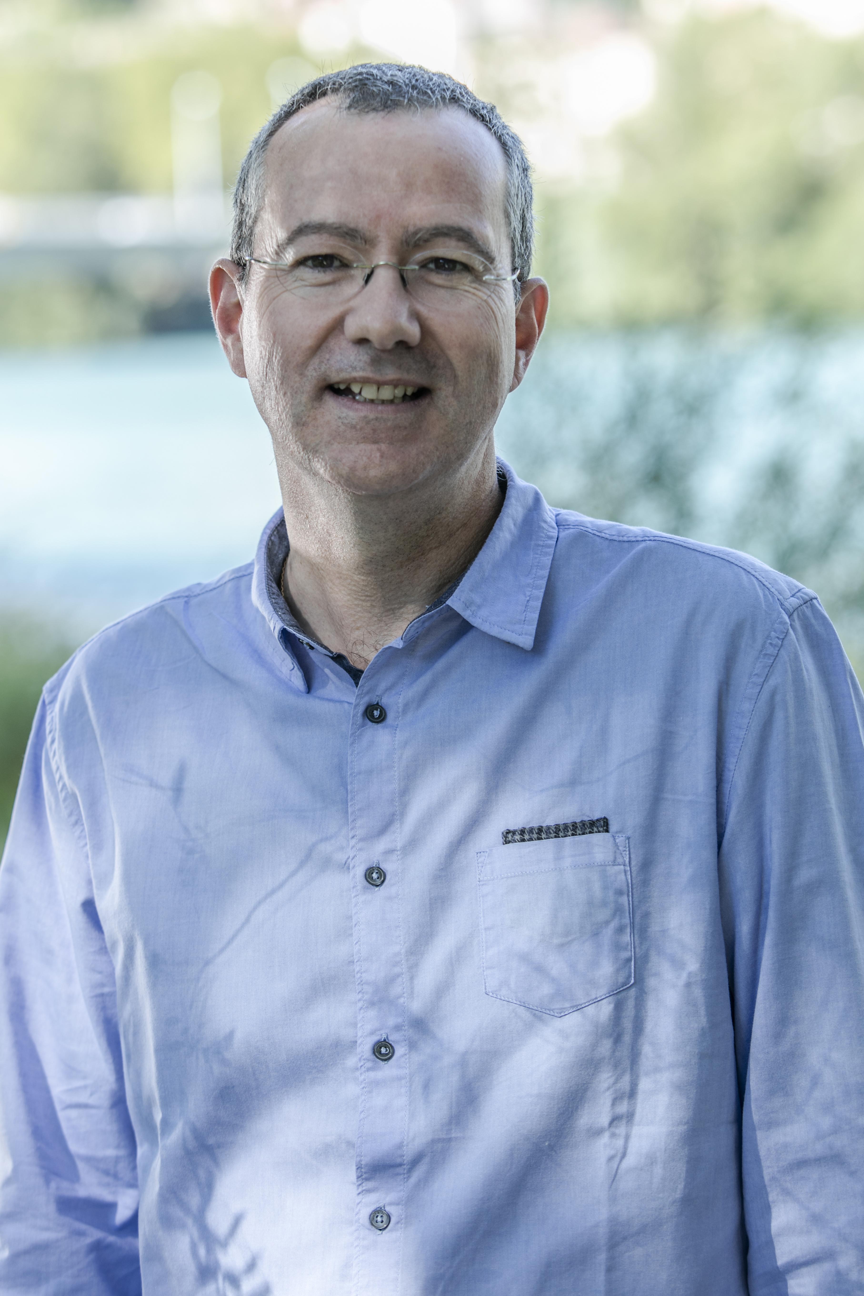 Yann Micheli, pdg de la société Puls@care - Promising