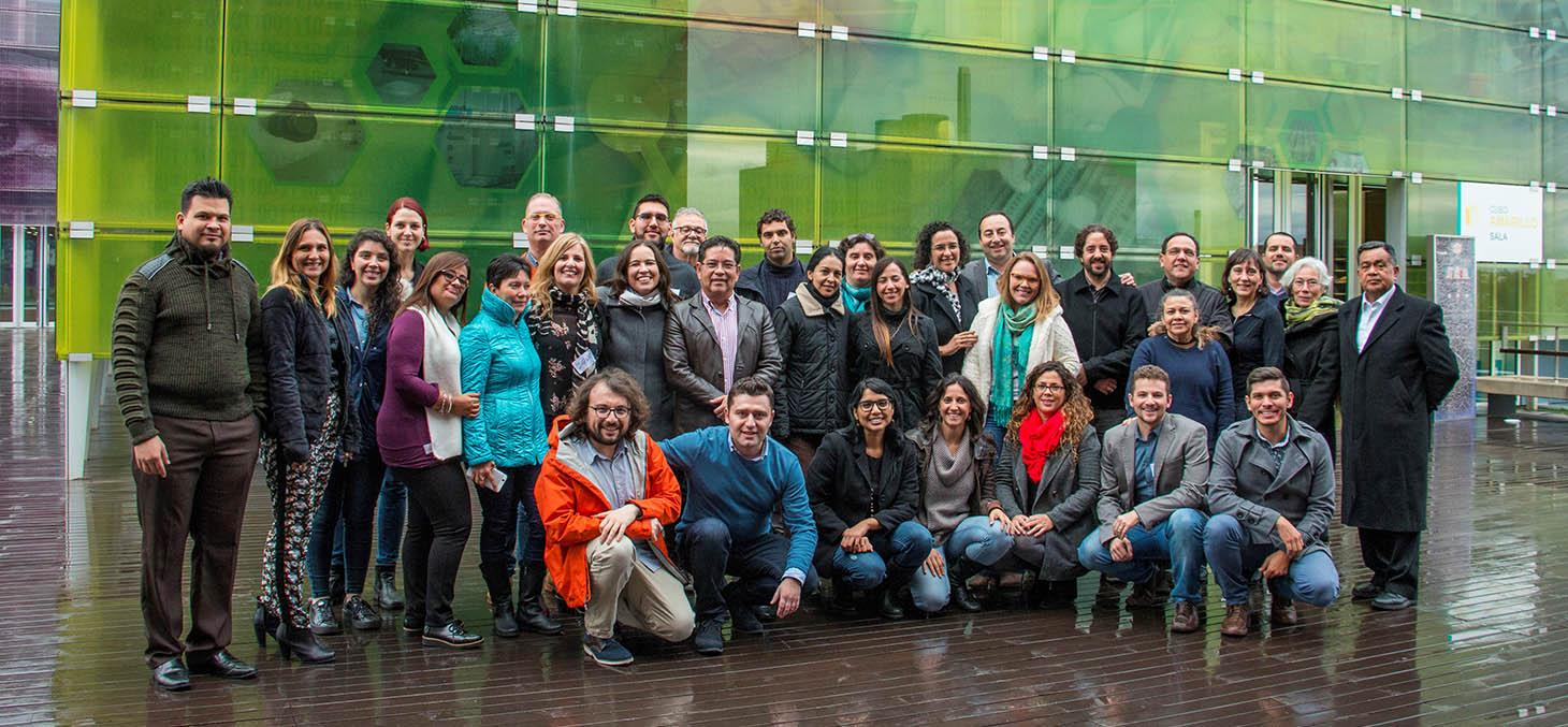 Workshop de novembre 2017 à Valencia pour le programme Student4Change
