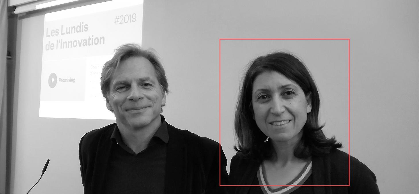 Thierry Ménissier, Karine Safa