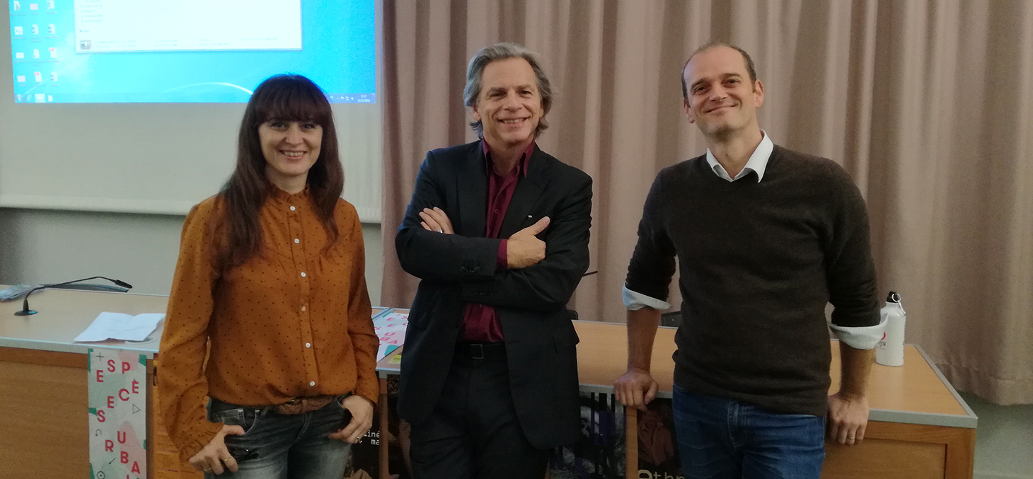 Nathalie Rey, Thierry Ménissier, Lomig Unger