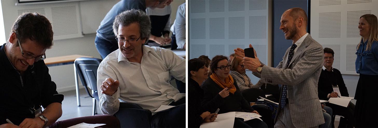Todd Lubart, Roberto Verganti et Asa Oberg